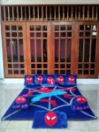 Karpet Karaakter Full Set