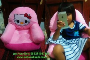 Sofa Aanak Hello Kitty